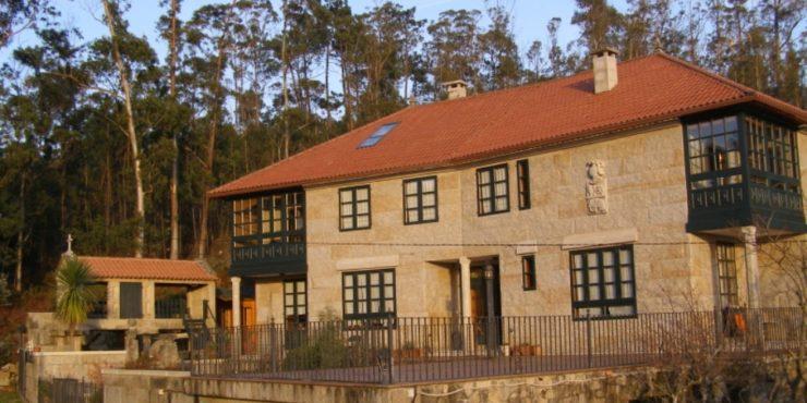Casa de Labranza A Rega