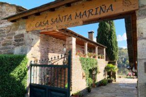 Casa Santa Mariña